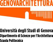 Logo Vettoriale GENOVARCHITETTURA arancione